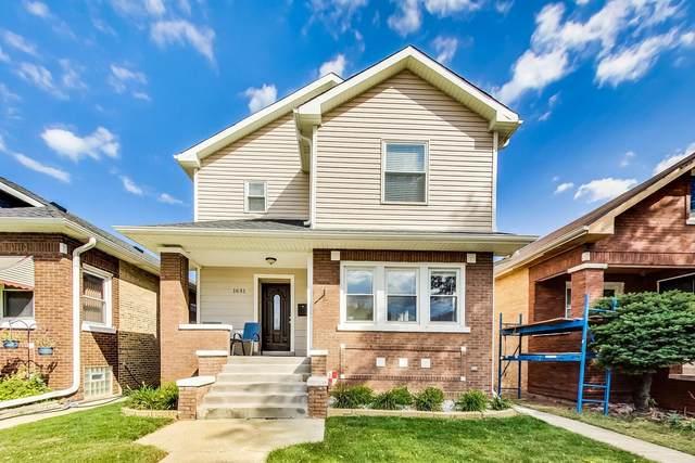 1631 N Moody Avenue, Chicago, IL 60639 (MLS #11226181) :: John Lyons Real Estate