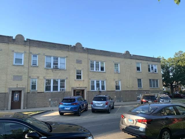 5704 W George Street #1, Chicago, IL 60634 (MLS #11226193) :: The Spaniak Team