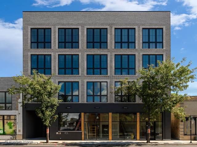 5015 N Clark Street #201, Chicago, IL 60640 (MLS #11226214) :: John Lyons Real Estate