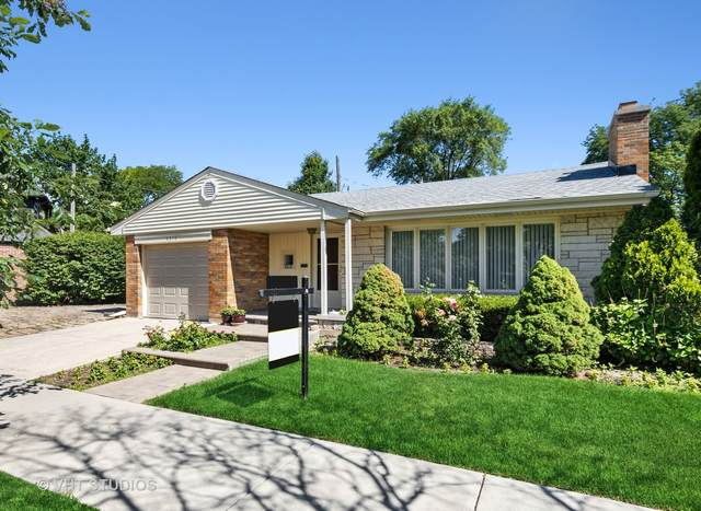4514 W Peterson Avenue, Chicago, IL 60646 (MLS #11226301) :: The Wexler Group at Keller Williams Preferred Realty