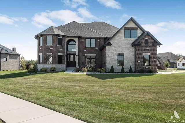 8563 Stone Creek Boulevard, Frankfort, IL 60423 (MLS #11226311) :: The Wexler Group at Keller Williams Preferred Realty
