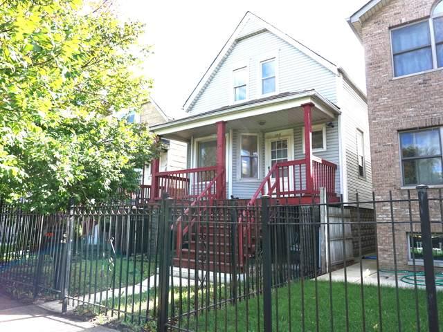 3441 W School Street, Chicago, IL 60618 (MLS #11226346) :: The Spaniak Team