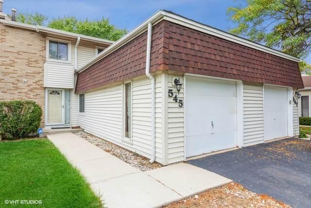 545 Thomas Road, Bolingbrook, IL 60490 (MLS #11226362) :: RE/MAX IMPACT