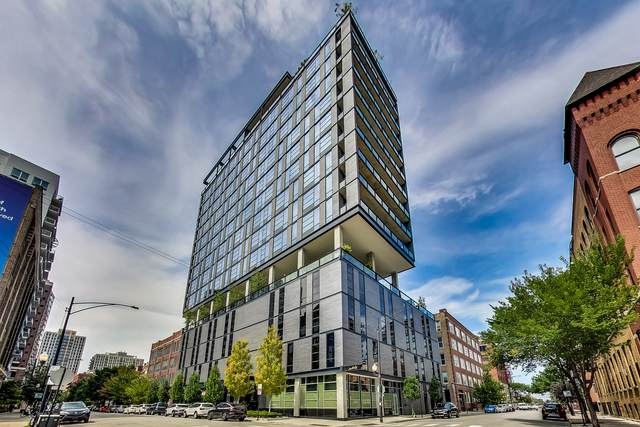 400 W Huron Street #703, Chicago, IL 60654 (MLS #11226398) :: The Wexler Group at Keller Williams Preferred Realty