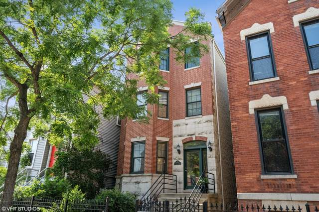 1367 W Crystal Street #1, Chicago, IL 60642 (MLS #11226554) :: Lewke Partners - Keller Williams Success Realty