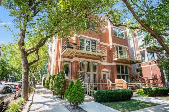 844 N Marshfield Avenue 1F, Chicago, IL 60622 (MLS #11226633) :: Lewke Partners - Keller Williams Success Realty