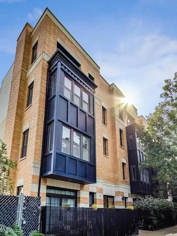 2243 N Lister Avenue #201, Chicago, IL 60614 (MLS #11226670) :: John Lyons Real Estate