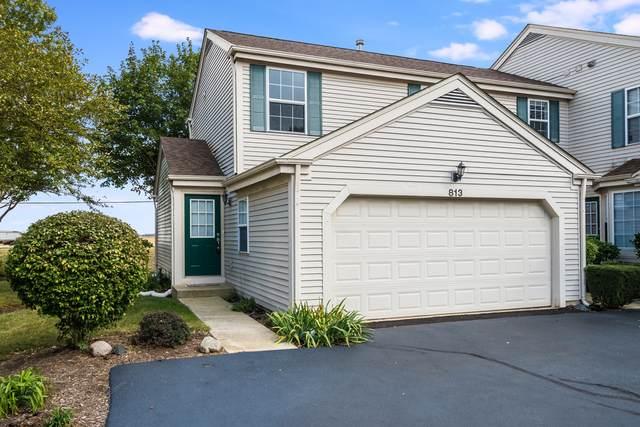 813 Village Circle, Marengo, IL 60152 (MLS #11226679) :: Lewke Partners - Keller Williams Success Realty