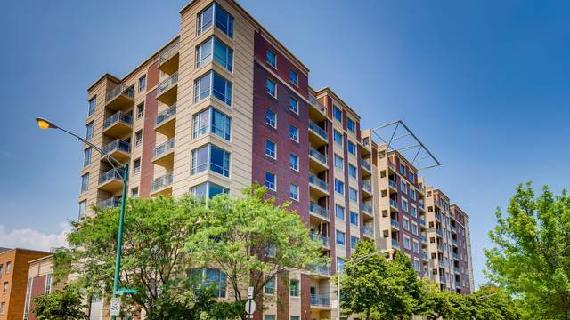 100 N Hermitage Avenue #808, Chicago, IL 60612 (MLS #11226680) :: John Lyons Real Estate