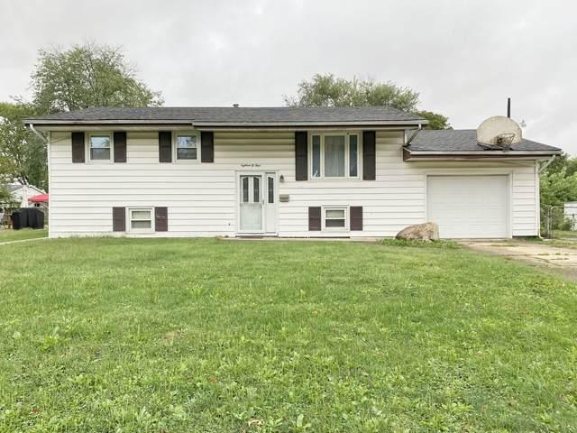 1804 Eater Drive, Rantoul, IL 61866 (MLS #11226687) :: Lewke Partners - Keller Williams Success Realty