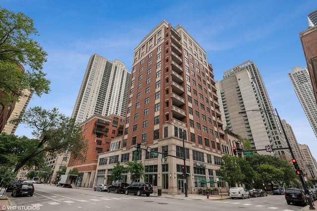 30 W Erie Street #602, Chicago, IL 60654 (MLS #11226705) :: The Wexler Group at Keller Williams Preferred Realty
