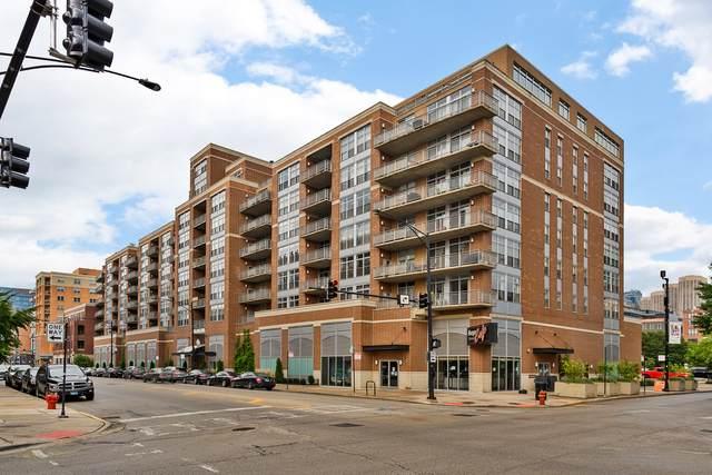 111 S Morgan Street #602, Chicago, IL 60607 (MLS #11226707) :: John Lyons Real Estate