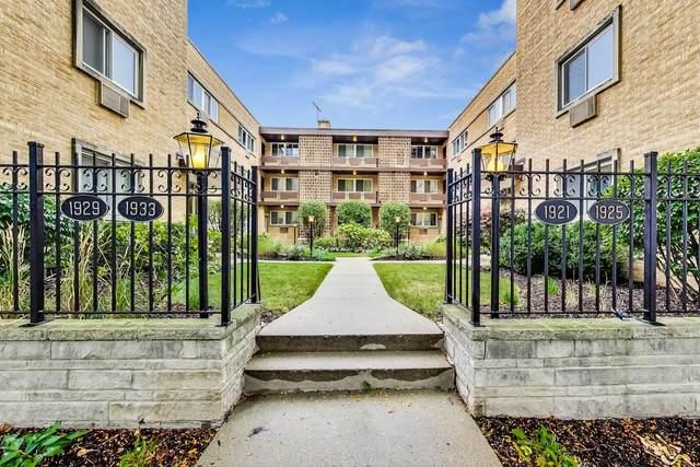 1933 Harrison Street 3B, Evanston, IL 60201 (MLS #11226725) :: Lewke Partners - Keller Williams Success Realty
