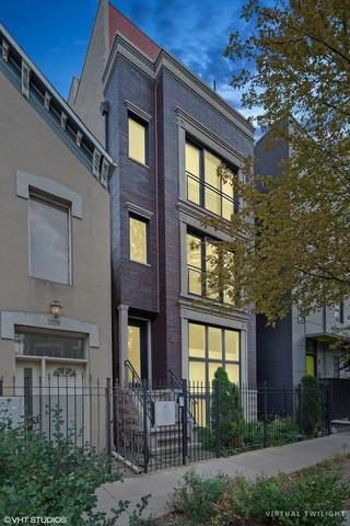 1333 N Wolcott Avenue #2, Chicago, IL 60622 (MLS #11226775) :: Lewke Partners - Keller Williams Success Realty