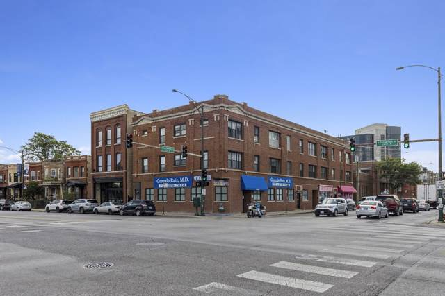 2361 N California Avenue 2N, Chicago, IL 60647 (MLS #11226778) :: John Lyons Real Estate