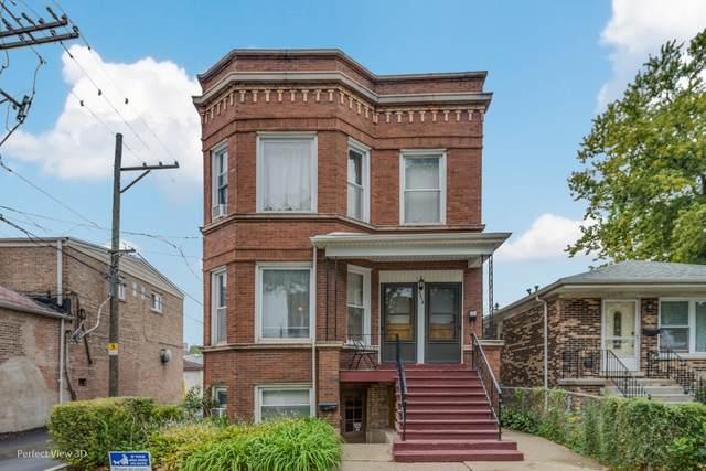 3214 N Kostner Avenue, Chicago, IL 60641 (MLS #11226845) :: The Spaniak Team