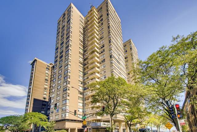 6301 N Sheridan Road 24J, Chicago, IL 60660 (MLS #11226892) :: The Wexler Group at Keller Williams Preferred Realty