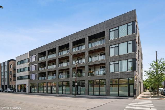 469 N Paulina Street #202, Chicago, IL 60622 (MLS #11226893) :: Touchstone Group