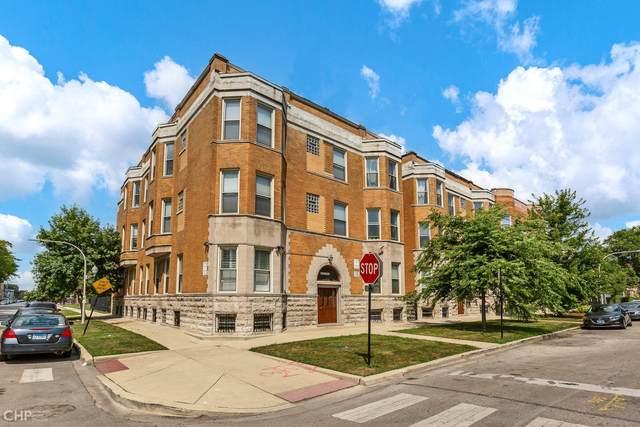 4858 S Prairie Avenue 1A, Chicago, IL 60615 (MLS #11226932) :: BN Homes Group