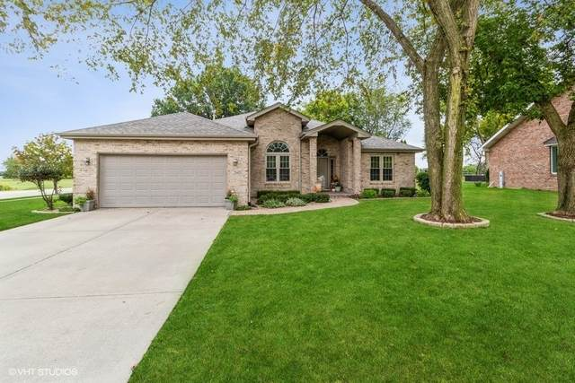 26451 S Overland Drive, Channahon, IL 60410 (MLS #11226946) :: Lewke Partners - Keller Williams Success Realty
