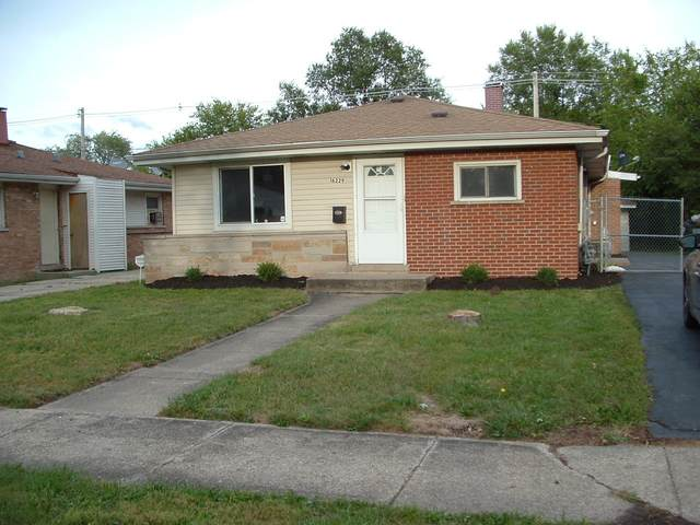 16229 Marshfield Avenue, Markham, IL 60428 (MLS #11226983) :: Lewke Partners - Keller Williams Success Realty