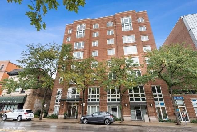 811 Chicago Avenue #606, Evanston, IL 60202 (MLS #11227010) :: Lewke Partners - Keller Williams Success Realty