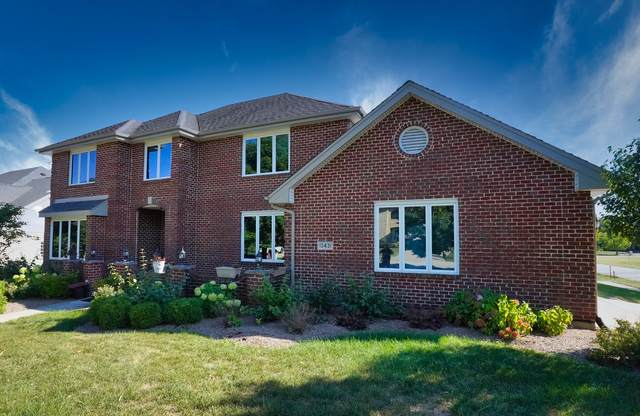 10431 Bloomfield Drive, Palos Park, IL 60464 (MLS #11227013) :: The Wexler Group at Keller Williams Preferred Realty