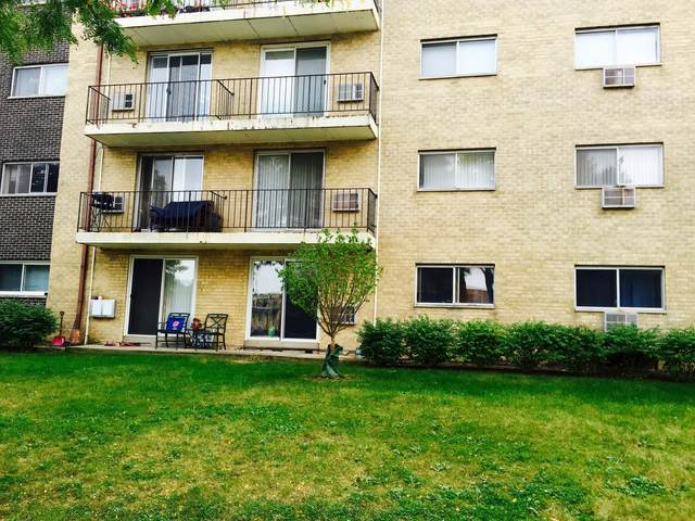 500 E Dogwood Lane #205, Mount Prospect, IL 60056 (MLS #11227042) :: Suburban Life Realty