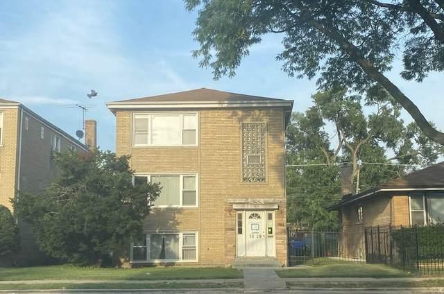 1329 N Latrobe Avenue, Chicago, IL 60651 (MLS #11227043) :: John Lyons Real Estate