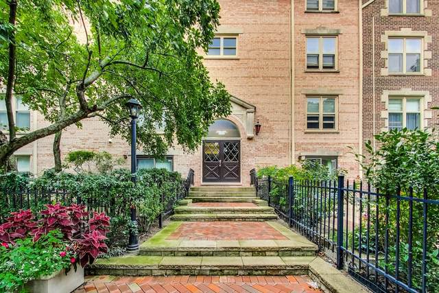 860 Forest Avenue C, Evanston, IL 60202 (MLS #11227074) :: Rossi and Taylor Realty Group