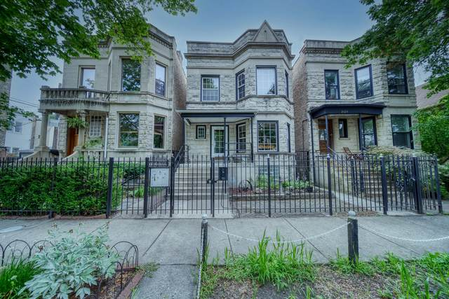 2531 N Francisco Avenue, Chicago, IL 60647 (MLS #11227076) :: John Lyons Real Estate