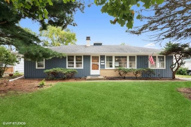 1235 S Oak Street, West Chicago, IL 60185 (MLS #11227088) :: Lewke Partners - Keller Williams Success Realty