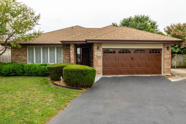 5201 134th Place, Crestwood, IL 60418 (MLS #11227114) :: The Wexler Group at Keller Williams Preferred Realty