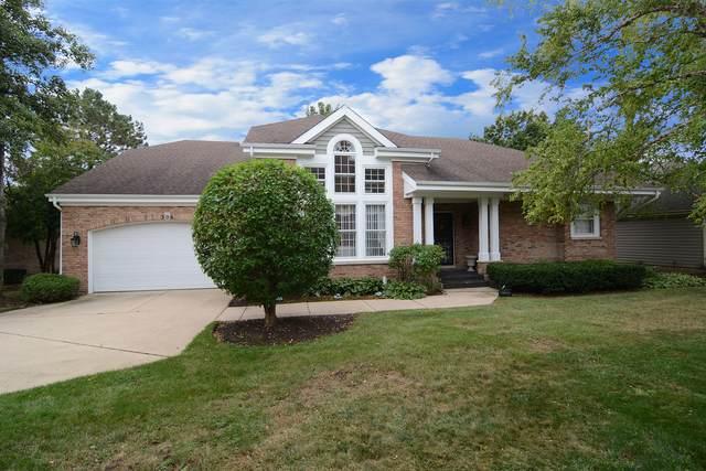 306 Torrington Drive, Bloomingdale, IL 60108 (MLS #11227120) :: John Lyons Real Estate