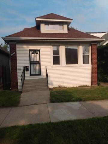 8143 S Bennett Avenue, Chicago, IL 60617 (MLS #11227163) :: John Lyons Real Estate