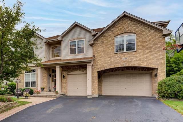 1345 Rosemary Drive, Bolingbrook, IL 60490 (MLS #11227176) :: The Dena Furlow Team - Keller Williams Realty