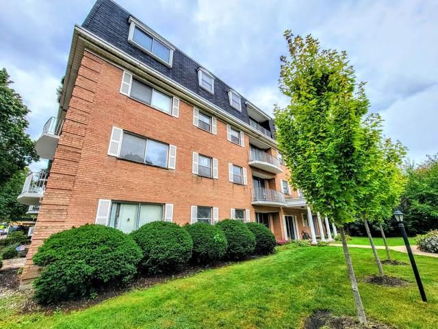 415 Wesley Avenue #46, Oak Park, IL 60302 (MLS #11227193) :: BN Homes Group