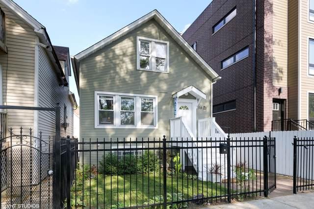 1823 N Saint Louis Avenue, Chicago, IL 60647 (MLS #11227207) :: John Lyons Real Estate