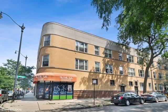 1949 N Whipple Street #2, Chicago, IL 60647 (MLS #11227216) :: The Spaniak Team