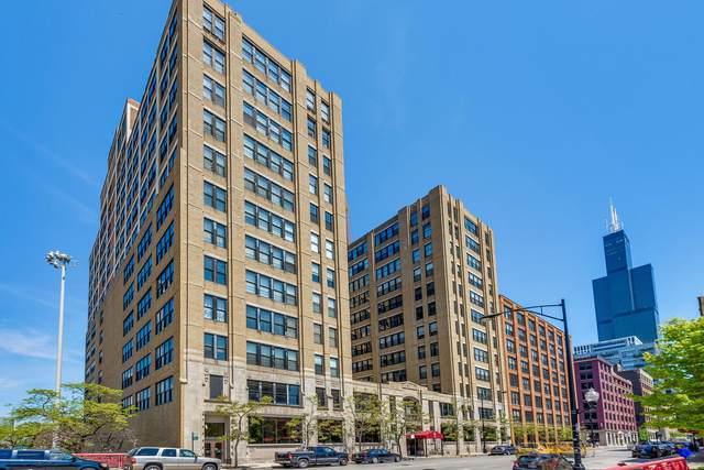 728 W Jackson Boulevard #306, Chicago, IL 60661 (MLS #11227234) :: John Lyons Real Estate