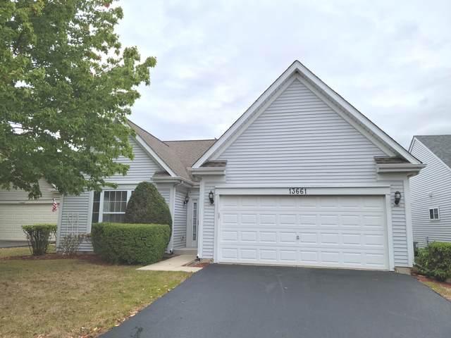 13661 S Redbud Drive, Plainfield, IL 60544 (MLS #11227245) :: Littlefield Group
