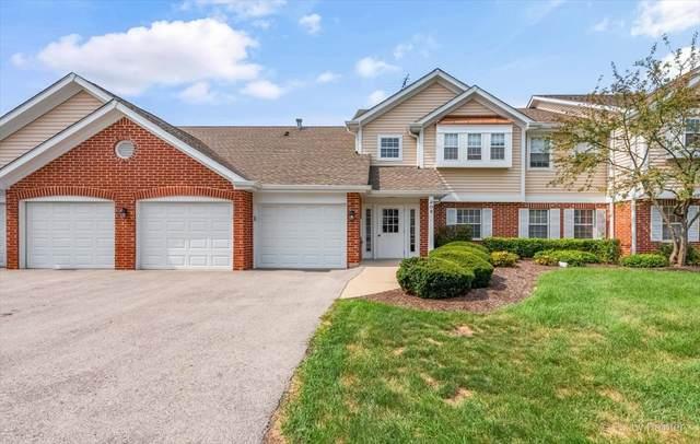 208 Winnsboro Court C, Schaumburg, IL 60193 (MLS #11227266) :: Carolyn and Hillary Homes