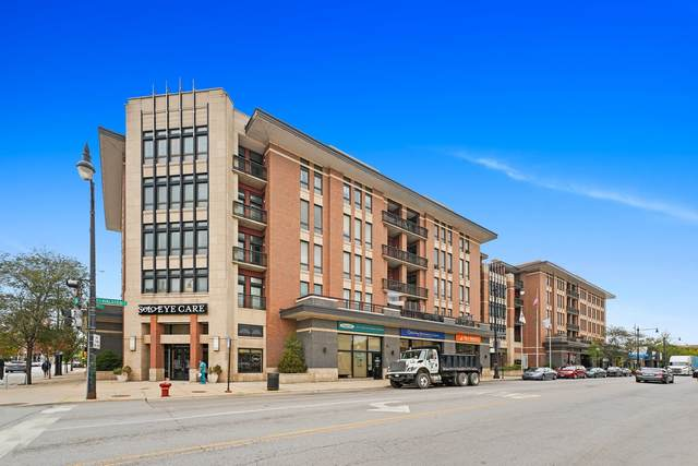 3450 S Halsted Street #501, Chicago, IL 60608 (MLS #11227282) :: The Spaniak Team