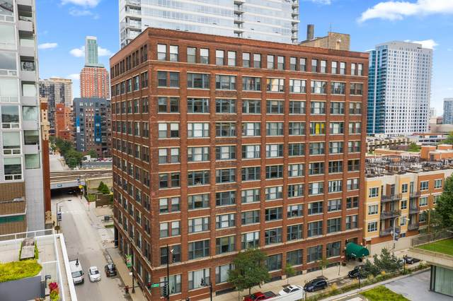 801 S Wells Street #1004, Chicago, IL 60607 (MLS #11227298) :: BN Homes Group