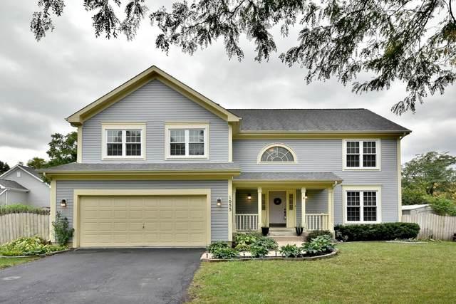 1055 Stewart Avenue, Elgin, IL 60120 (MLS #11227374) :: John Lyons Real Estate