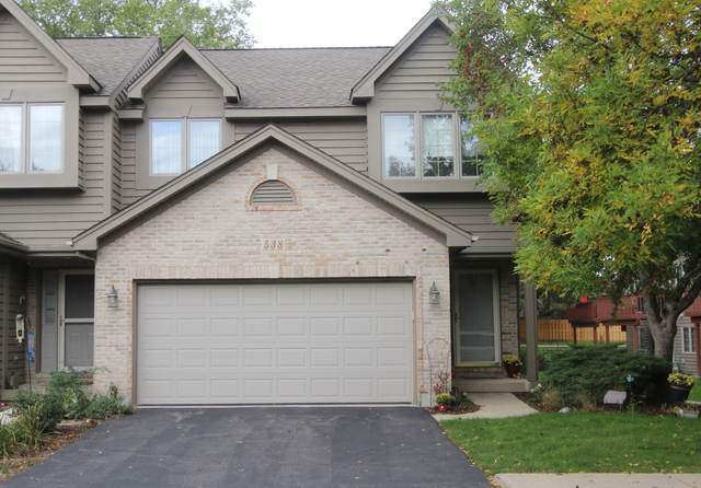 538 Silver Aspen Circle #538, Crystal Lake, IL 60014 (MLS #11227399) :: Littlefield Group