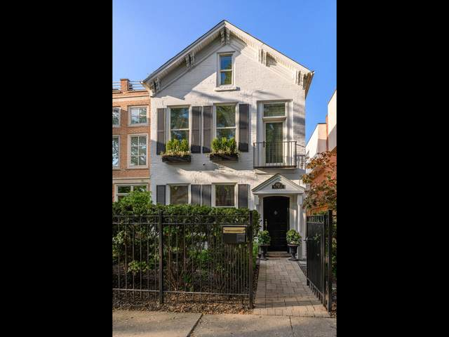 650 W Willow Street, Chicago, IL 60614 (MLS #11227410) :: John Lyons Real Estate