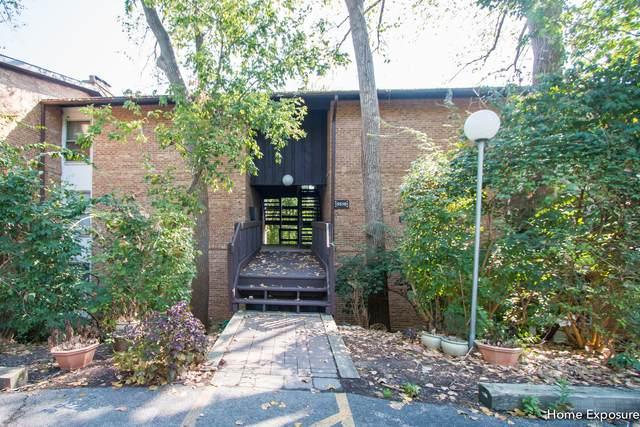 5516 E Lake Drive 92-D, Lisle, IL 60532 (MLS #11227441) :: John Lyons Real Estate