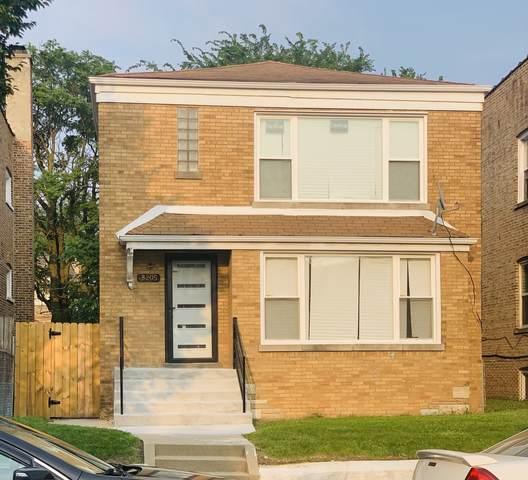 8205 S Peoria Street, Chicago, IL 60620 (MLS #11227505) :: John Lyons Real Estate