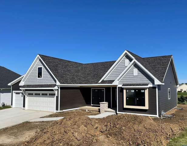 1108 Morningside Lane, Mahomet, IL 61853 (MLS #11227558) :: Ryan Dallas Real Estate